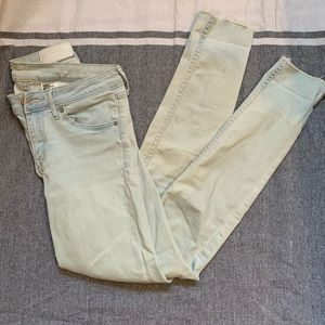 H&M Low Waist Ankle jeans